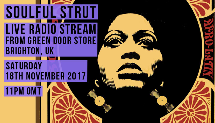 Soulful strut 18 nov 2017 totallyradio russ dewbury presents soulful strut recorded live from the green door store on saturday 18th november 2017 featuring russ dewbury with special guest dj publicscrutiny Images